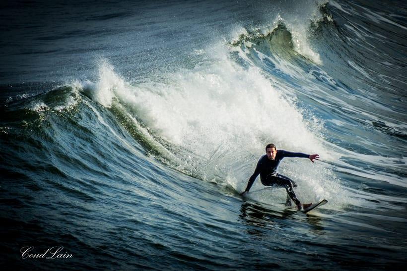02/01/2018 - Surf en la playa de San Lorenzo de Gijón, Asturias 9