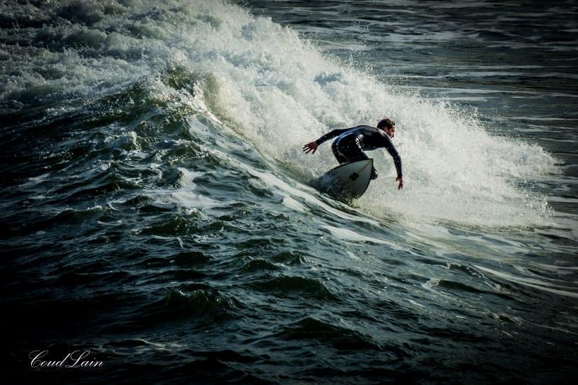 02/01/2018 - Surf en la playa de San Lorenzo de Gijón, Asturias 10