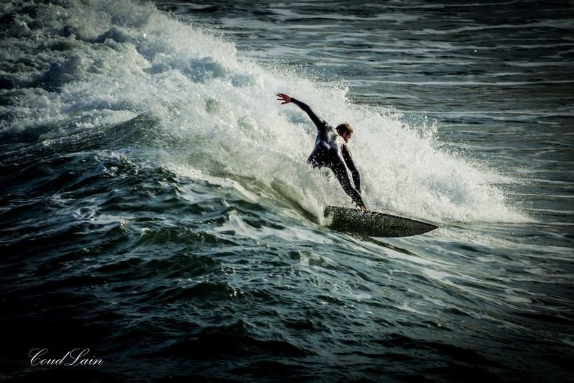 02/01/2018 - Surf en la playa de San Lorenzo de Gijón, Asturias 11