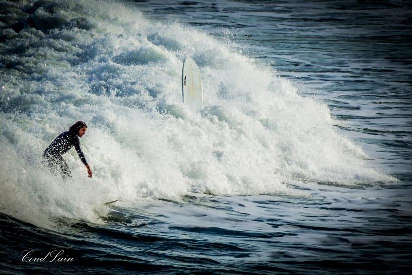 02/01/2018 - Surf en la playa de San Lorenzo de Gijón, Asturias 12