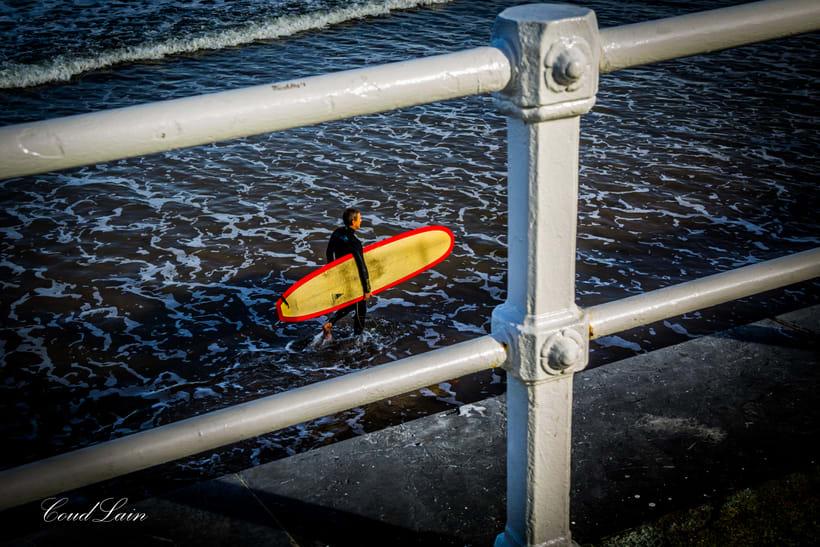 02/01/2018 - Surf en la playa de San Lorenzo de Gijón, Asturias 13