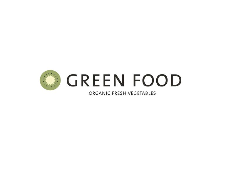 GREEN FOOD - Logo 0