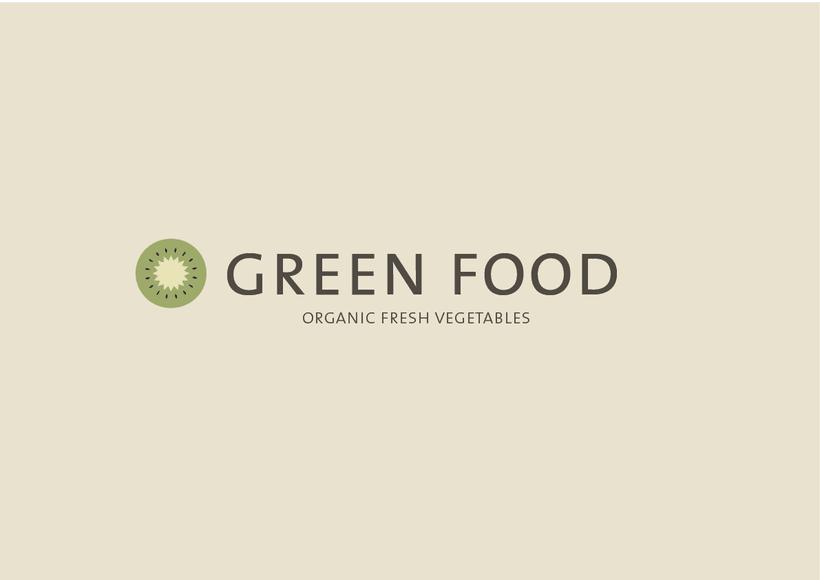 GREEN FOOD - Logo 1