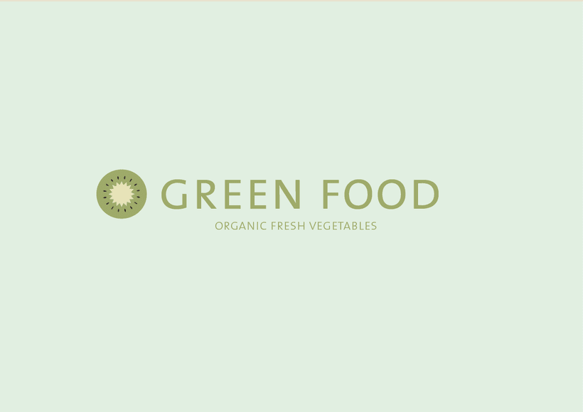 GREEN FOOD - Logo 2