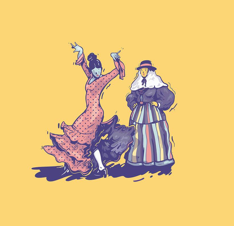 Las divertidas ilustraciones de Marc Marín 1