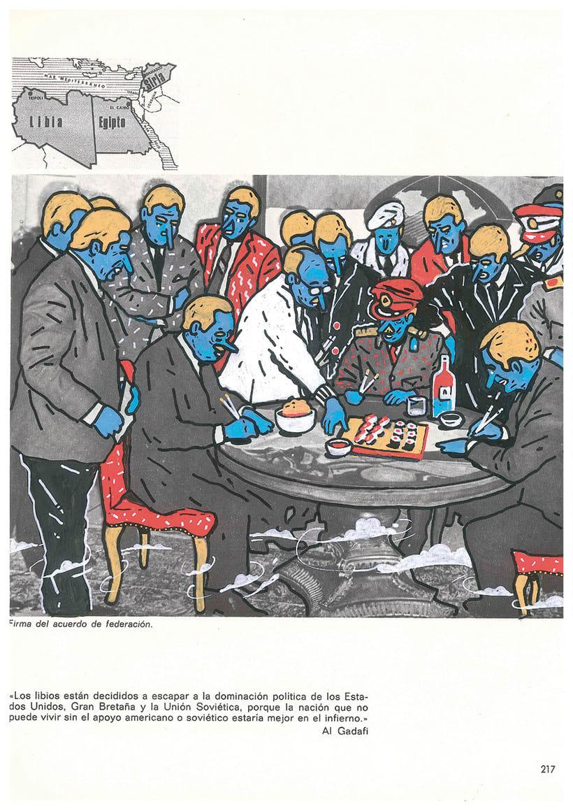 Las divertidas ilustraciones de Marc Marín 6