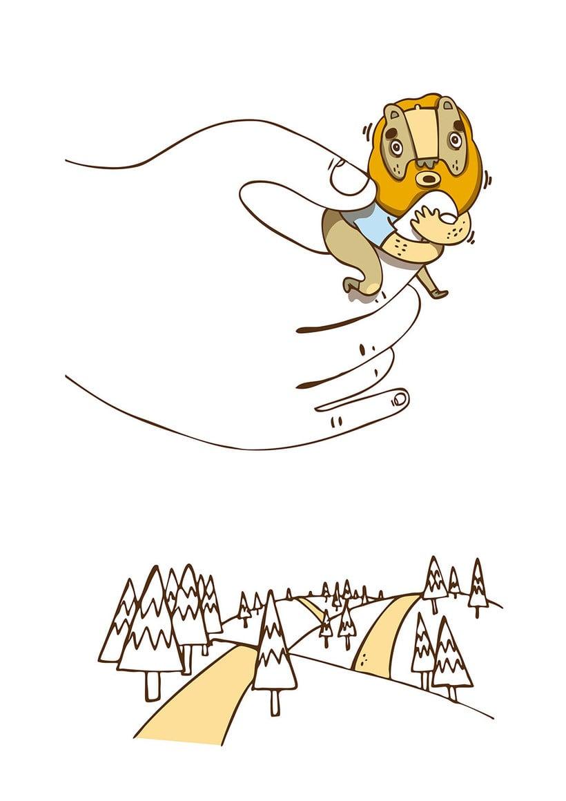 Las divertidas ilustraciones de Marc Marín 7
