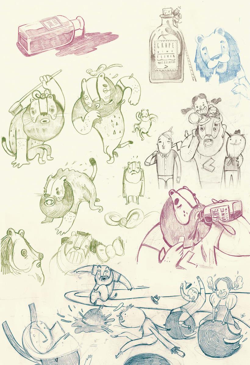 Las divertidas ilustraciones de Marc Marín 8
