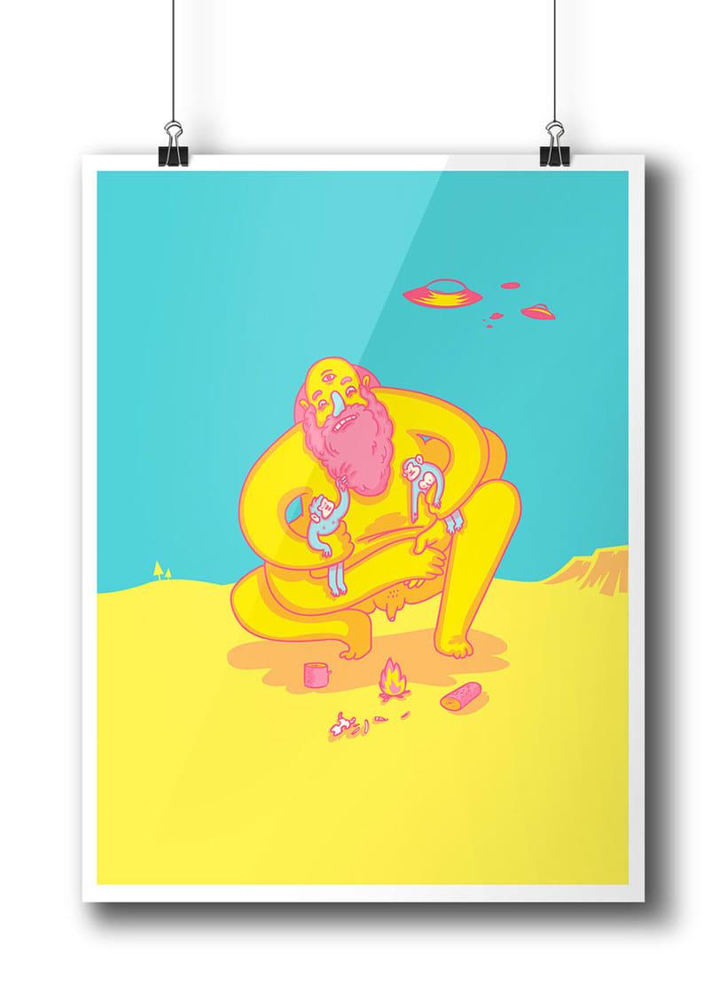 Las divertidas ilustraciones de Marc Marín 13