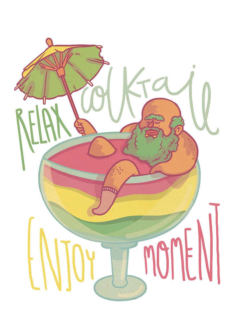 Las divertidas ilustraciones de Marc Marín 16