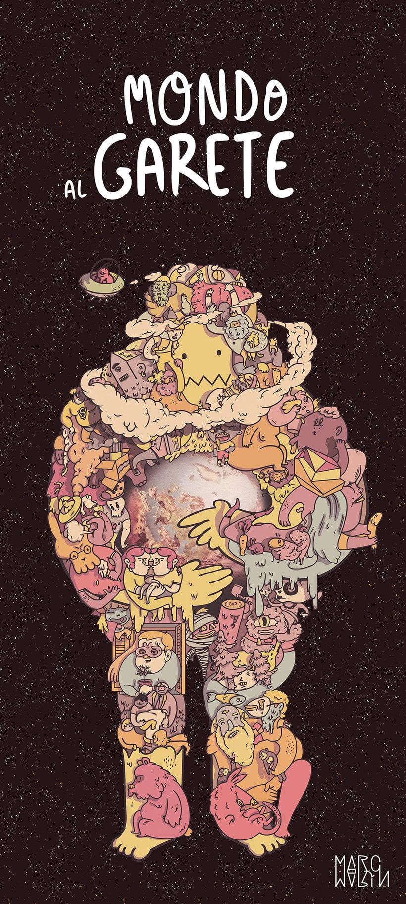 Las divertidas ilustraciones de Marc Marín 20