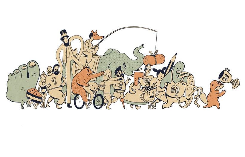 Las divertidas ilustraciones de Marc Marín 21