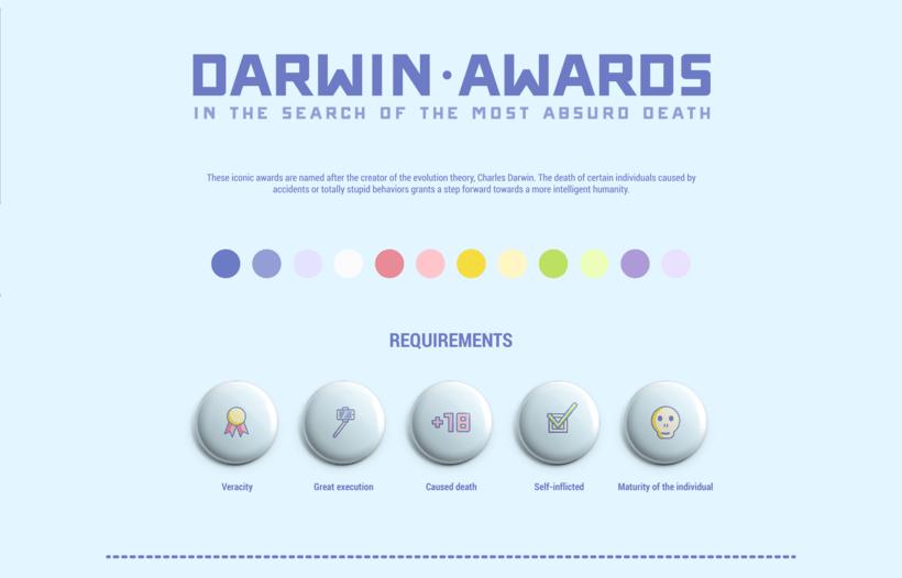 Infografía: Premios Darwin 9