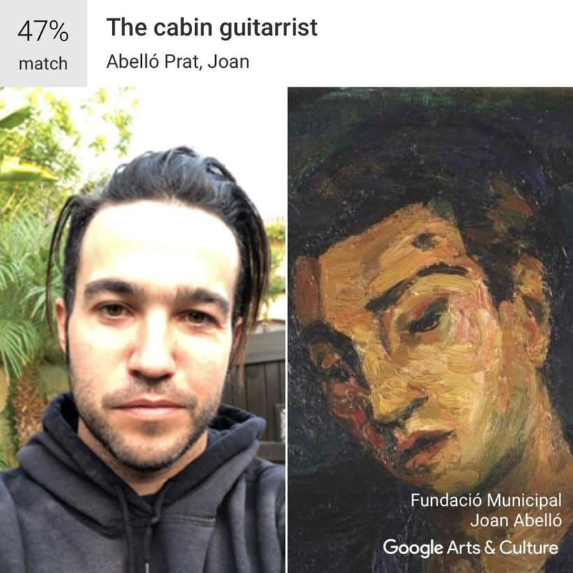 Google encuentra tu doppelgänger artístico con un selfie 8