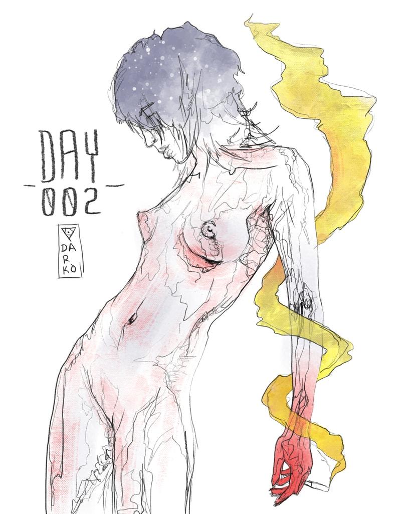 La Depresión en 365 Ilustraciones 0