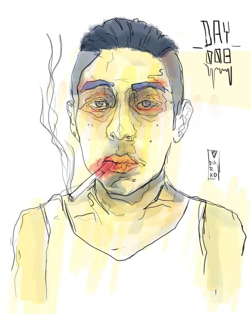 La Depresión en 365 Ilustraciones 6