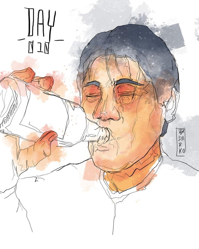 La Depresión en 365 Ilustraciones 8