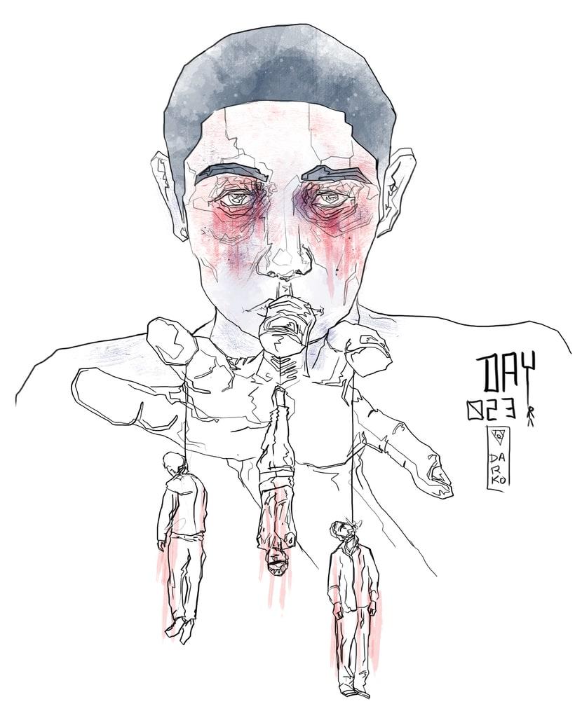 La Depresión en 365 Ilustraciones 21