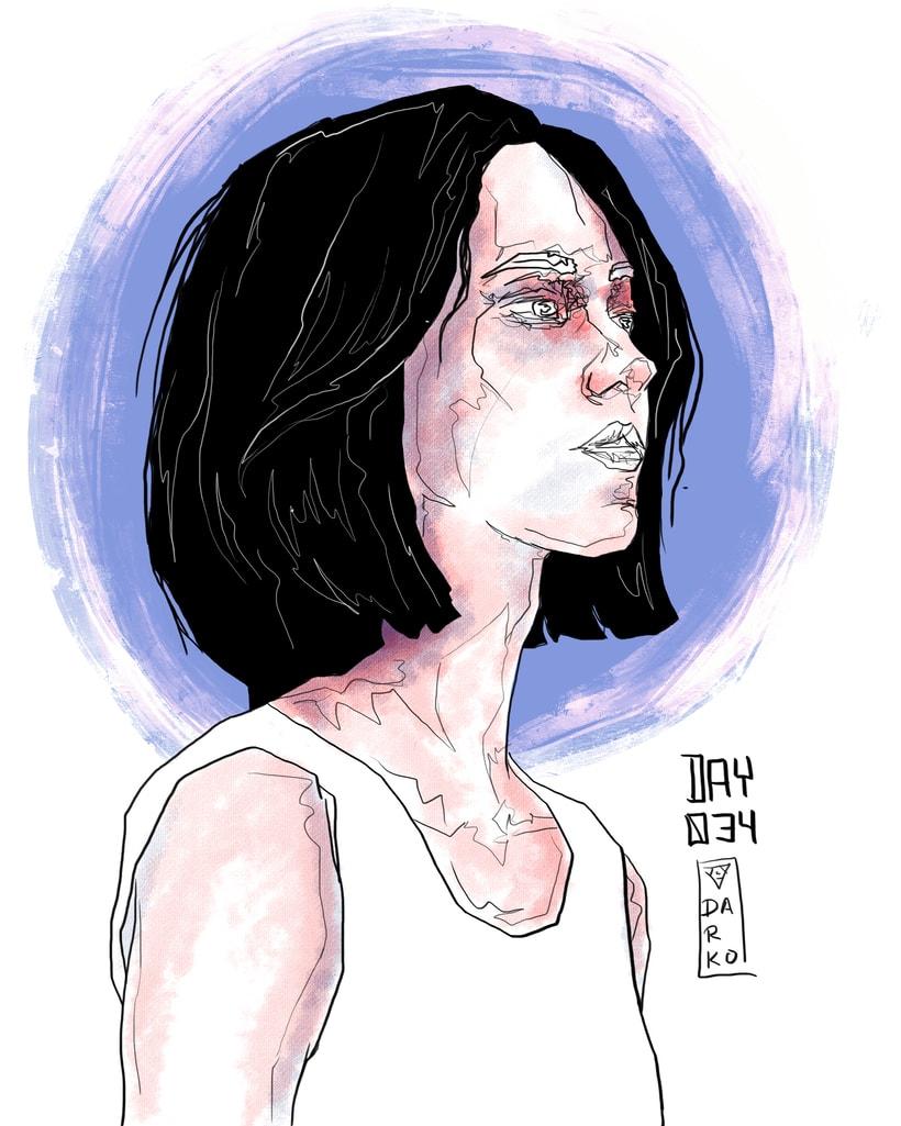 La Depresión en 365 Ilustraciones 32