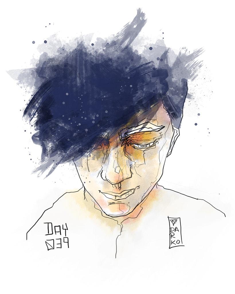 La Depresión en 365 Ilustraciones 37