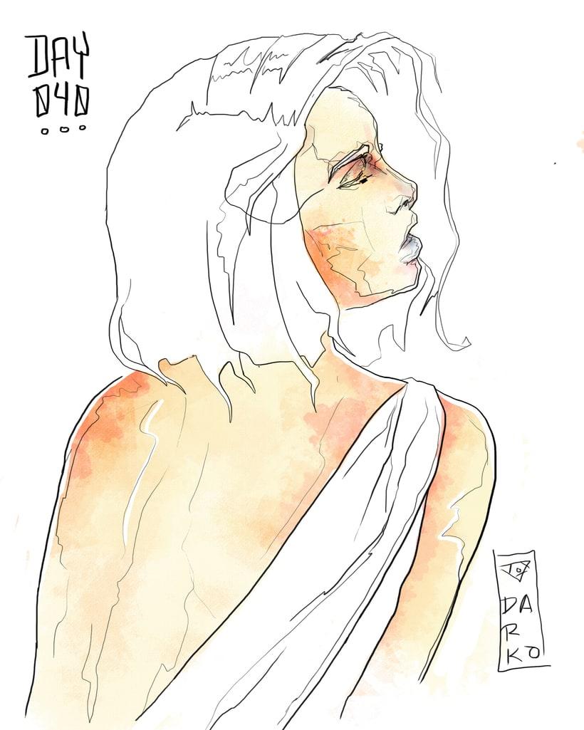 La Depresión en 365 Ilustraciones 38