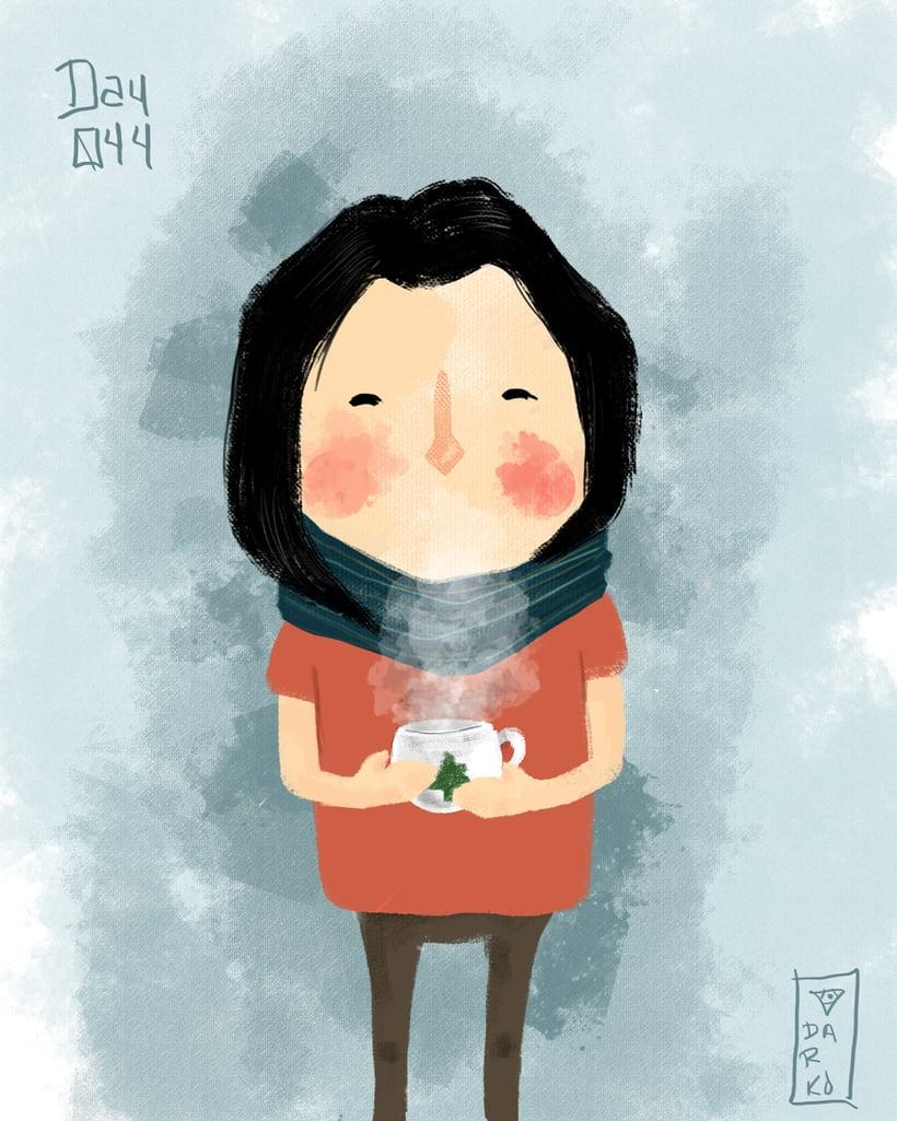 La Depresión en 365 Ilustraciones 42