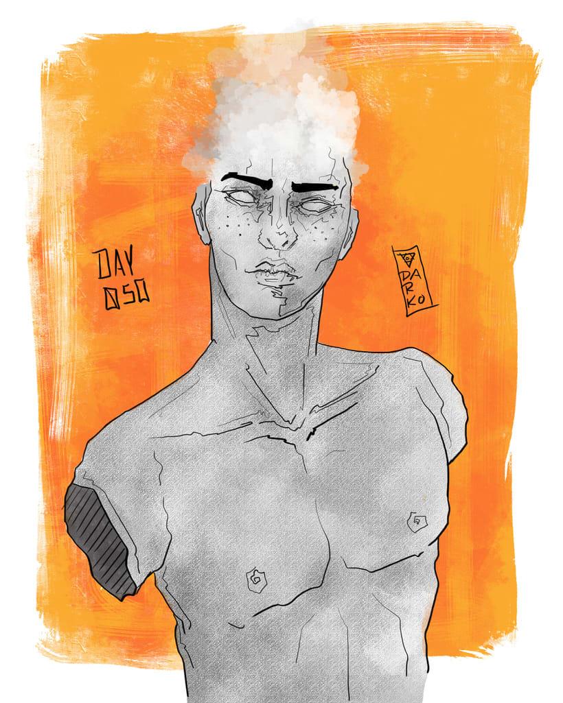 La Depresión en 365 Ilustraciones 48