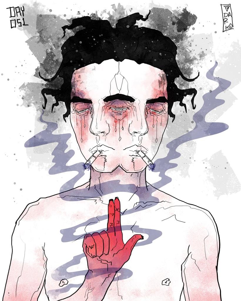 La Depresión en 365 Ilustraciones 49