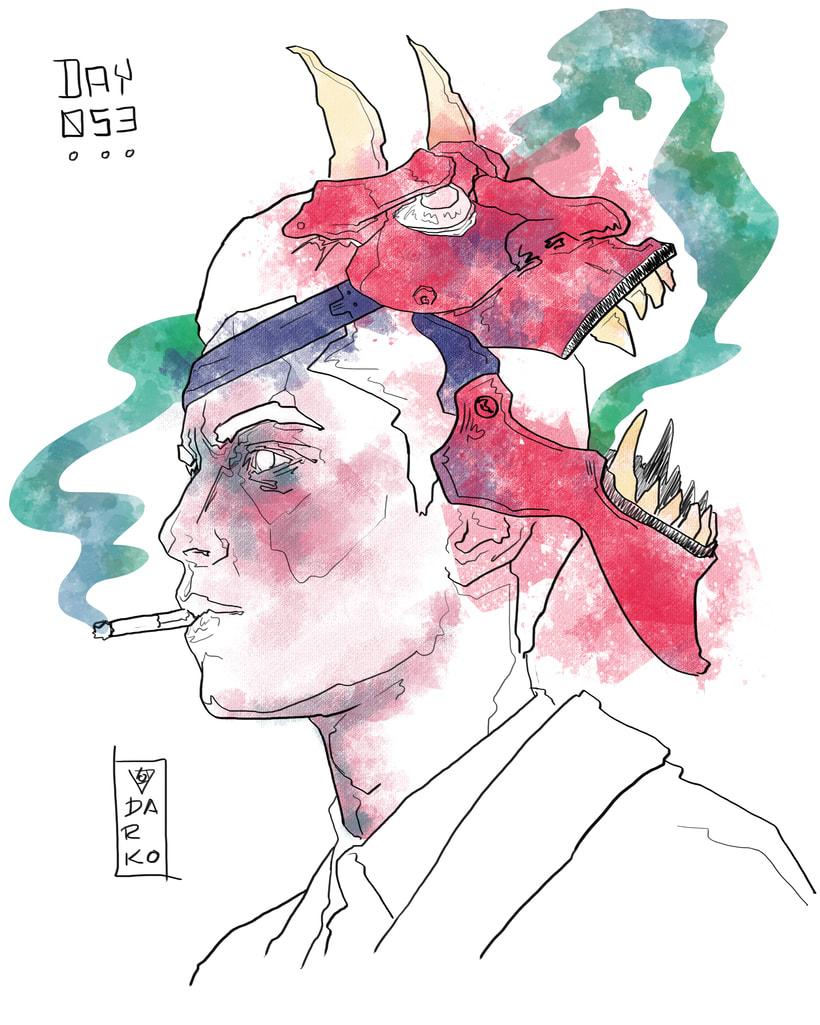 La Depresión en 365 Ilustraciones 51