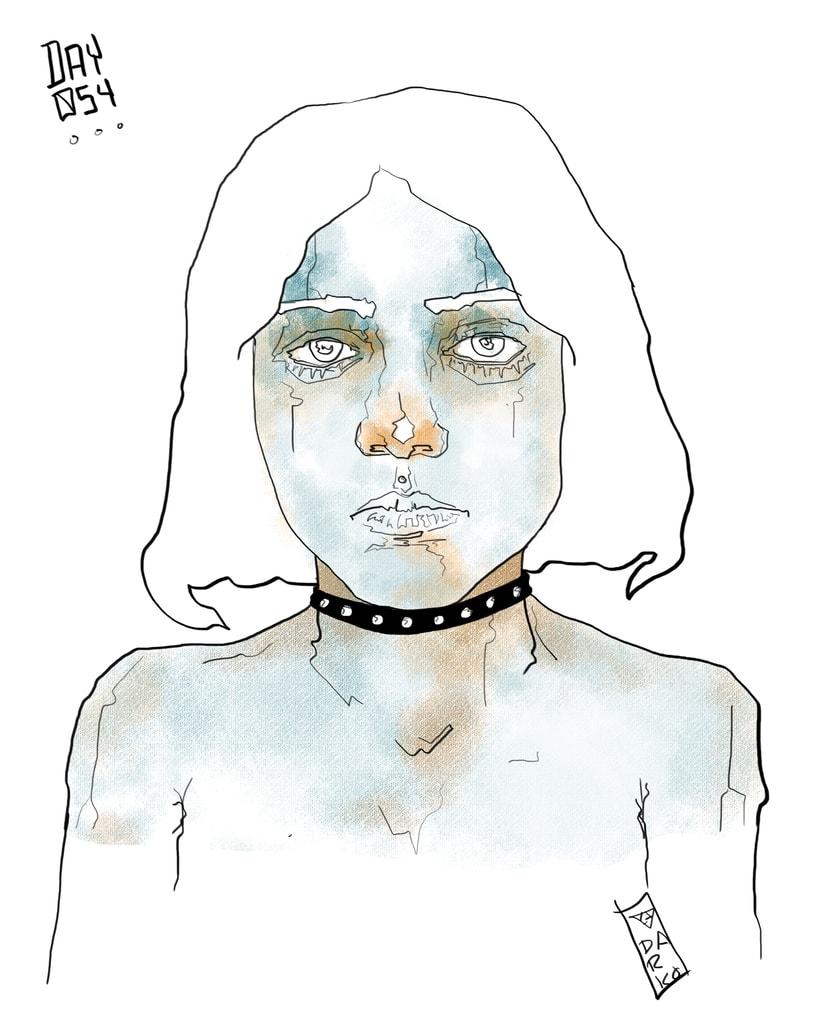 La Depresión en 365 Ilustraciones 52