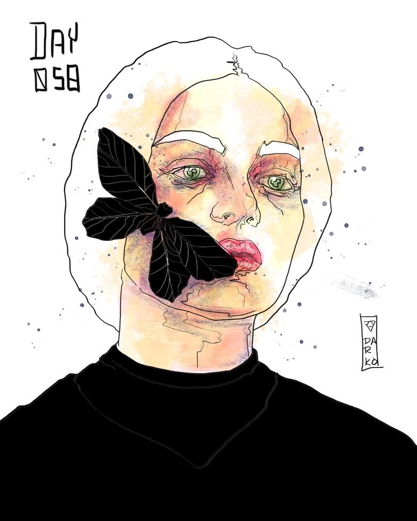 La Depresión en 365 Ilustraciones 56