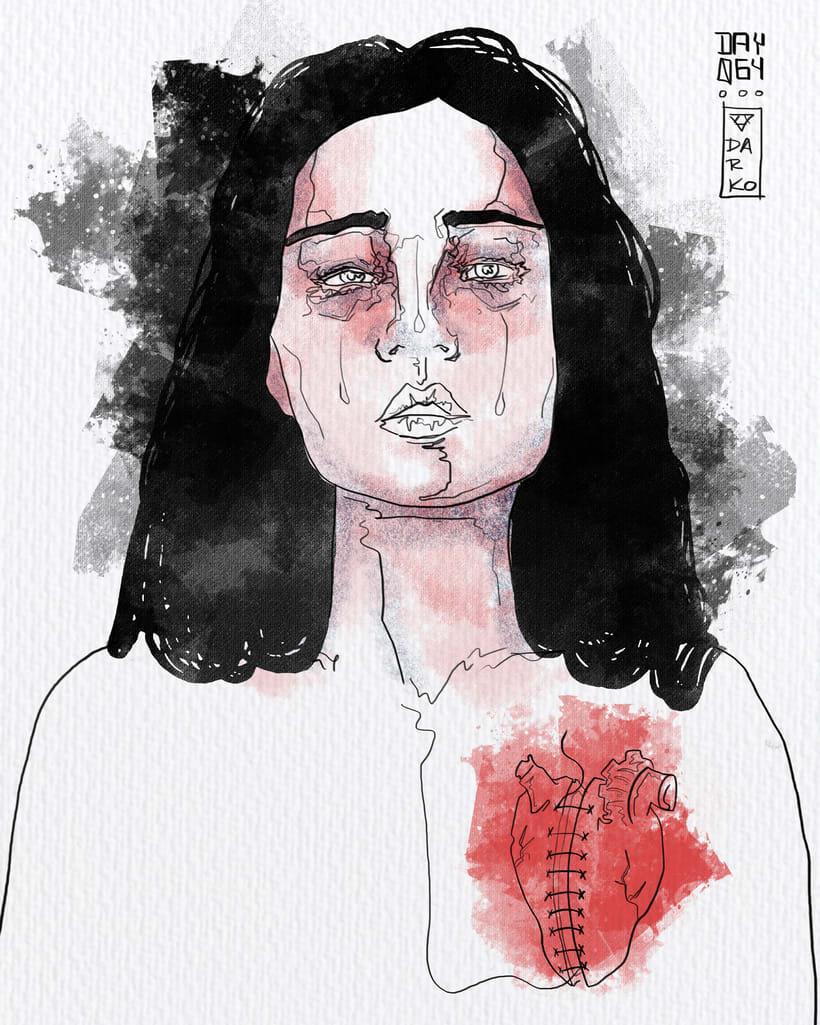 La Depresión en 365 Ilustraciones 61