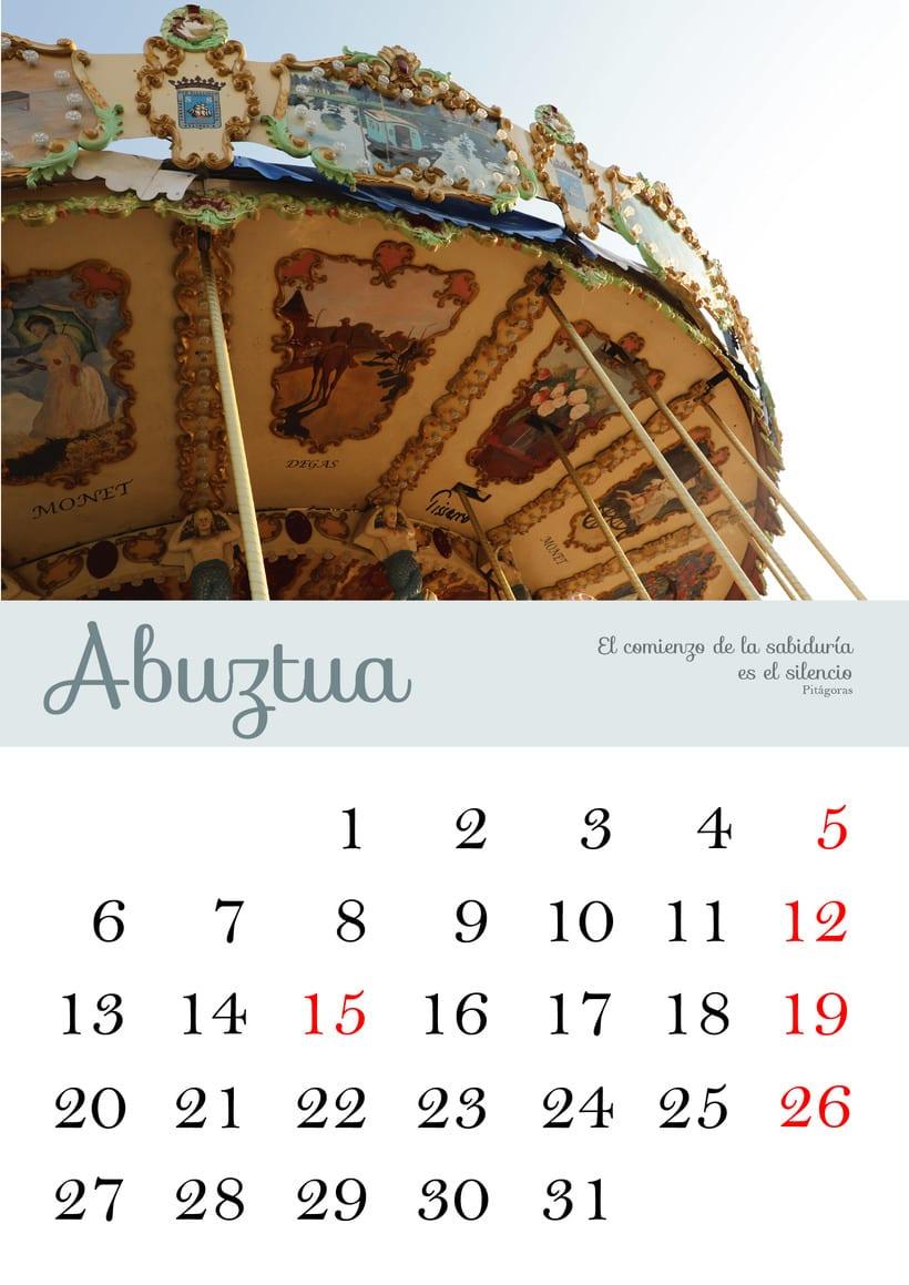 Calendario 2018 7