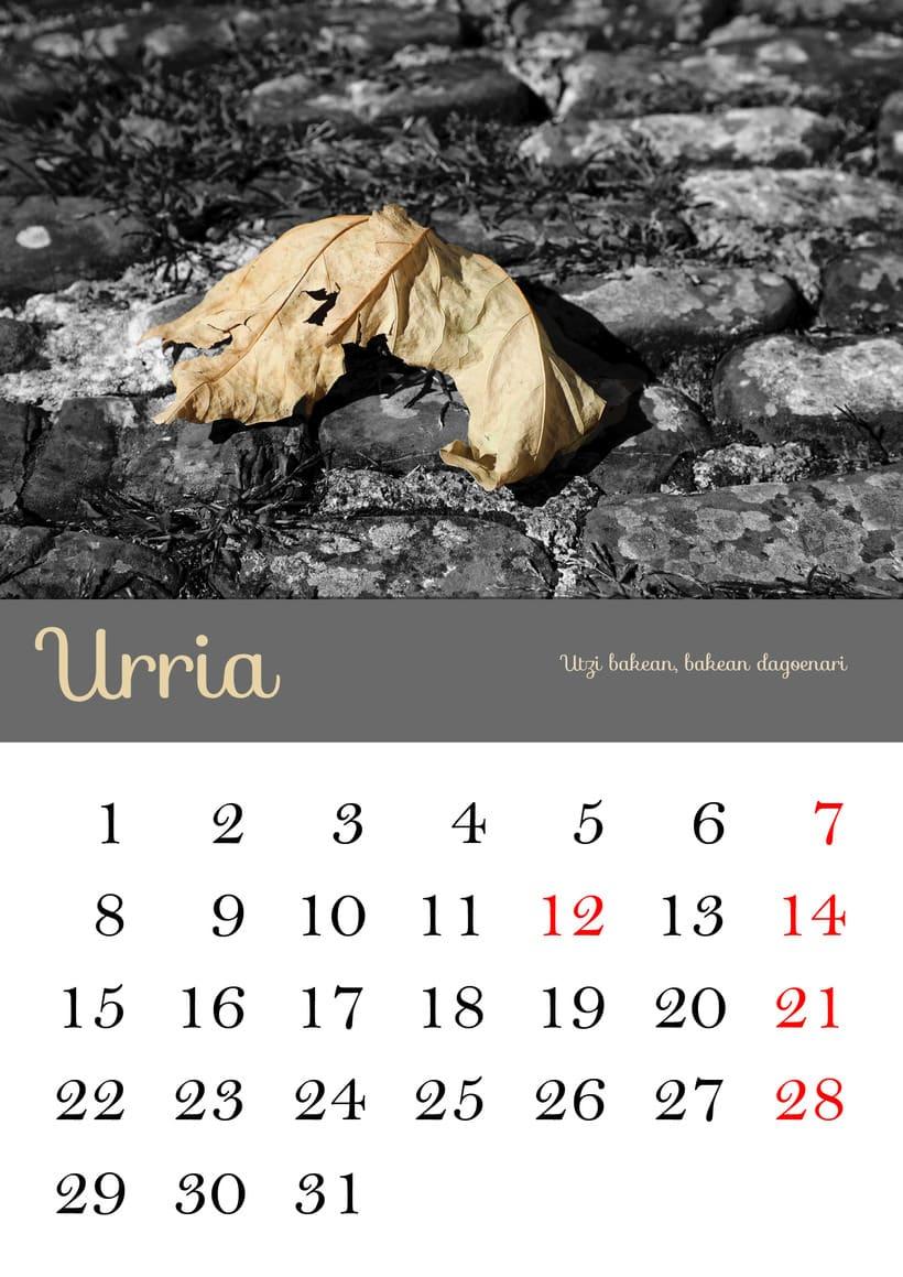 Calendario 2018 9