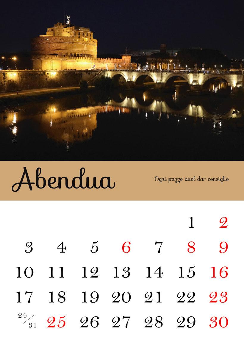 Calendario 2018 11
