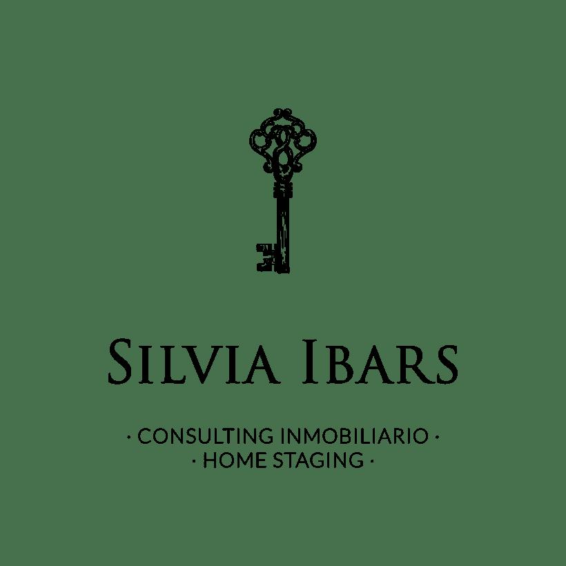 Imagen corporativa, tarjetas y web Silvia Ibars Consulting Inmobiliario 1