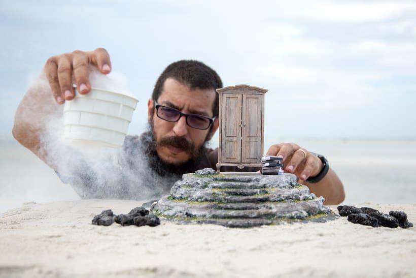 Félix Hernández y la magia de la fotografía con modelos a escala 22
