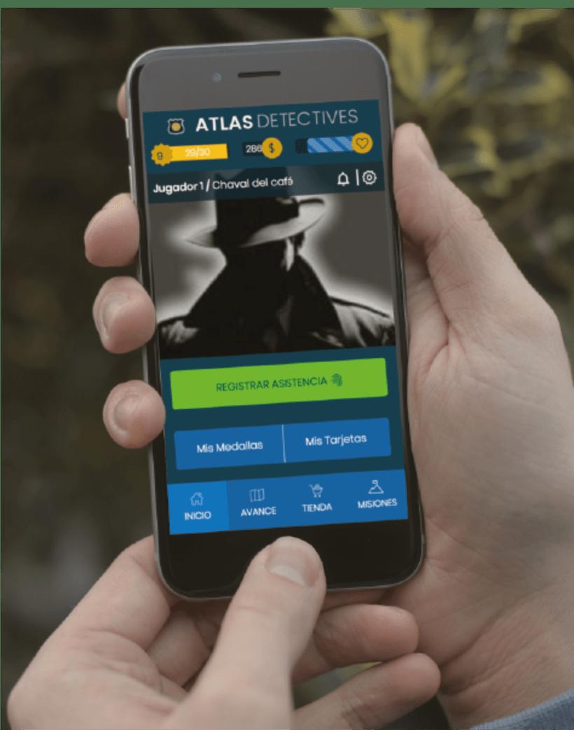 Agencia de Detectives Atlas 1
