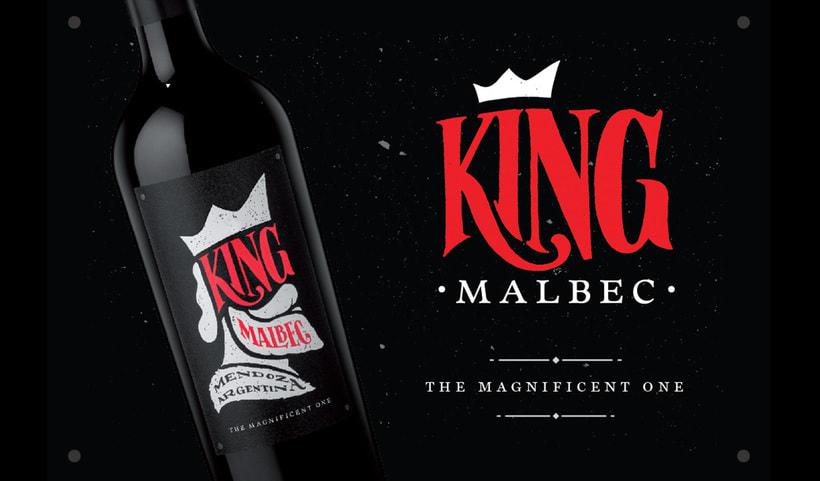 King Malbec :: Bodegas Norton Argentina 2