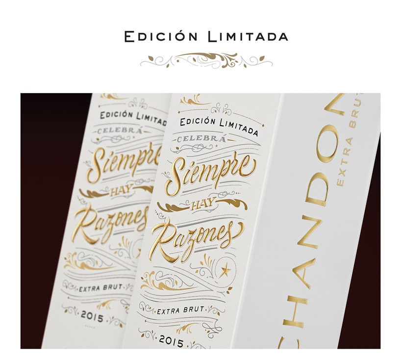 Chandon Edición limitada 0