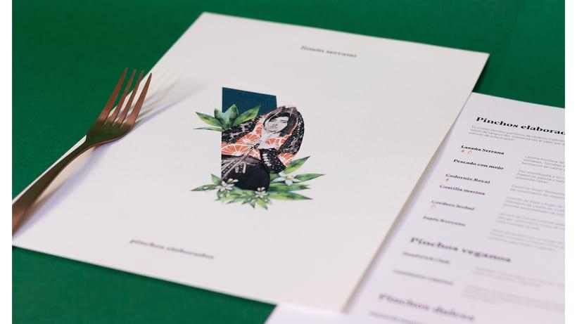 Limón Serrano Art Direction, Branding  1