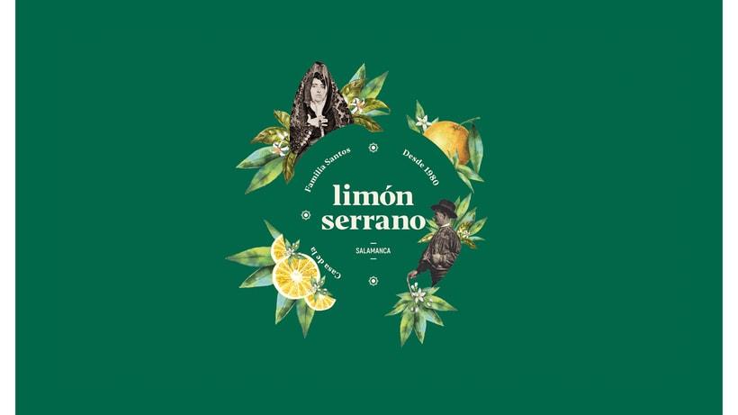 Limón Serrano Art Direction, Branding  3