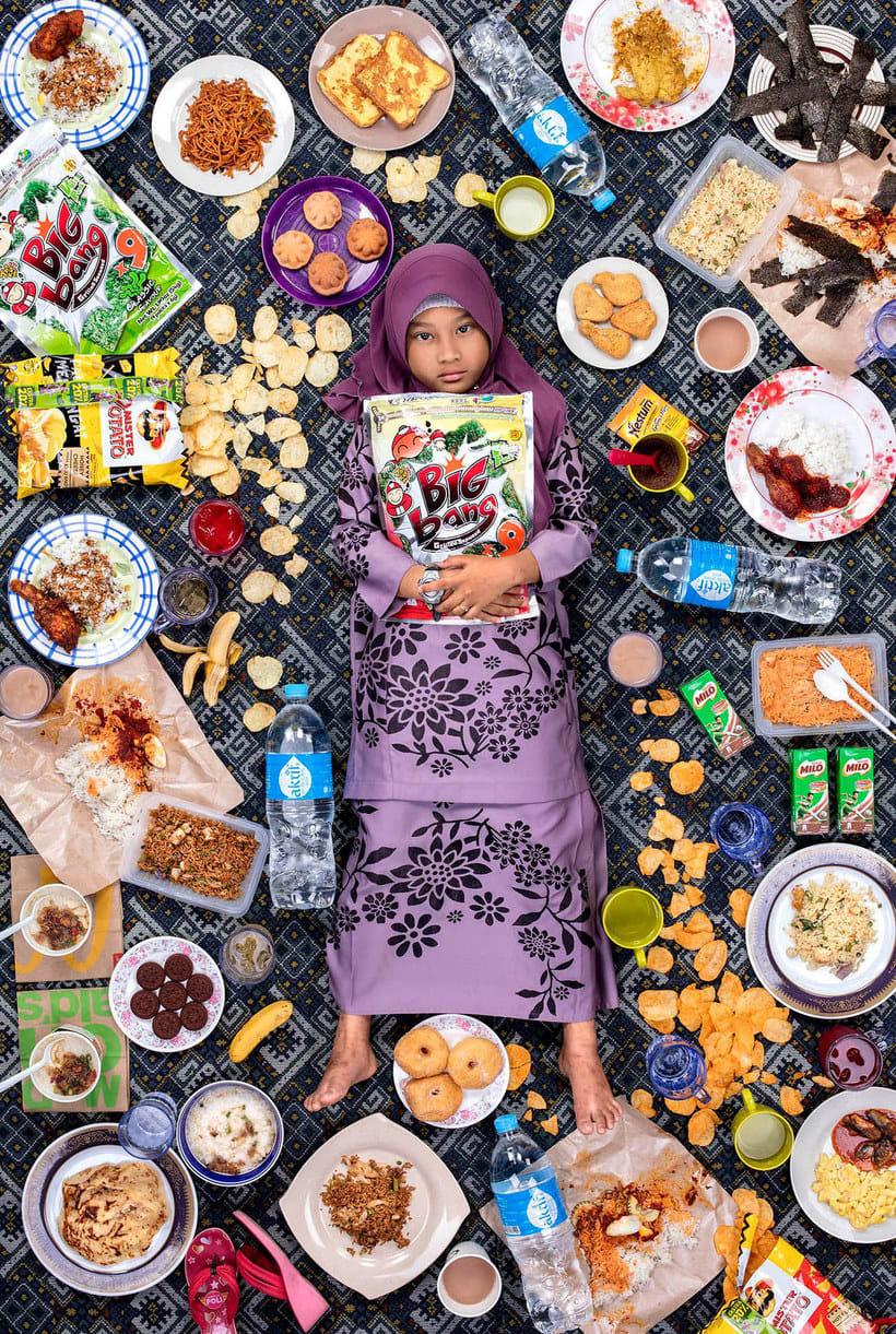 Daily Bread, un diario fotográfico de la alimentación alrededor del mundo 1