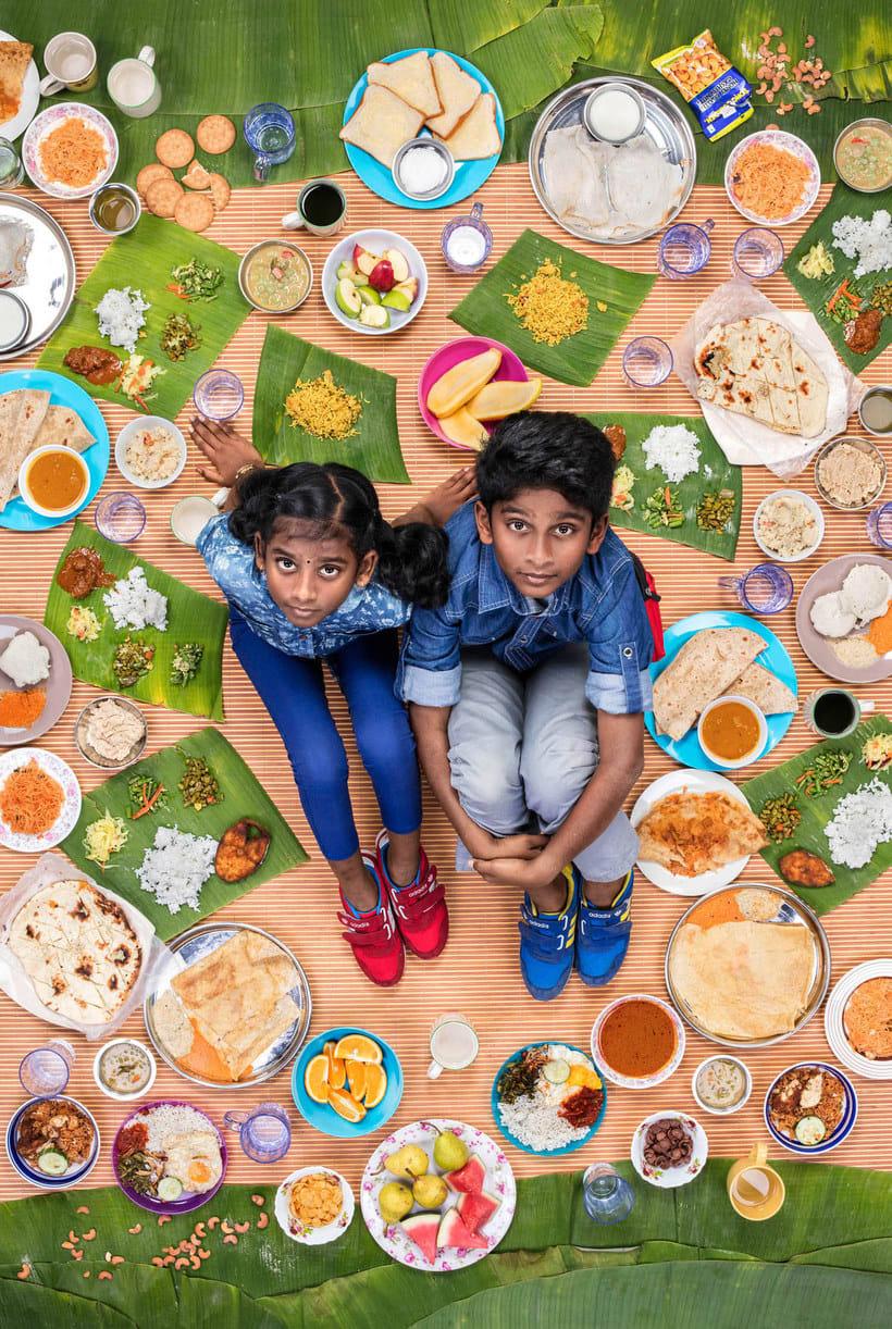 Daily Bread, un diario fotográfico de la alimentación alrededor del mundo 11