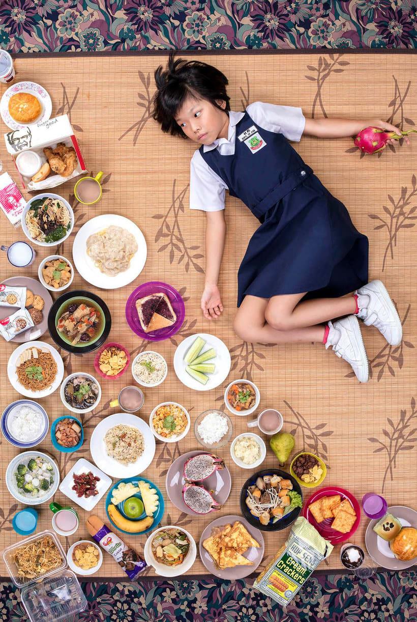Daily Bread, un diario fotográfico de la alimentación alrededor del mundo 12