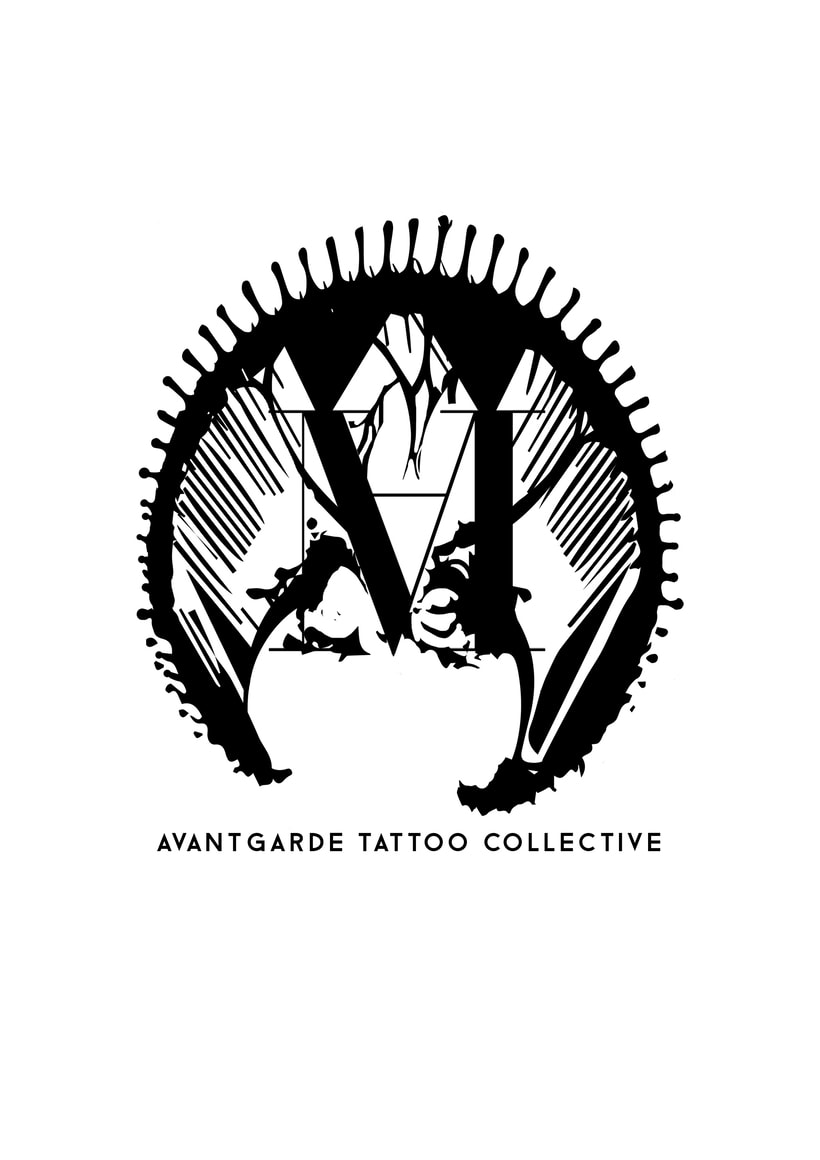 Logo Avantgarde Tattoo Collection  -1