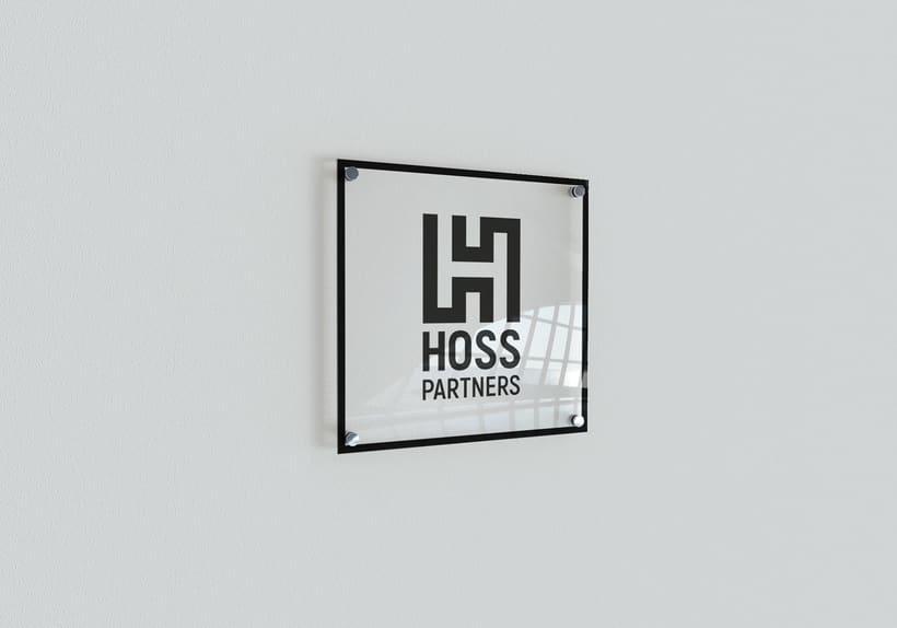 Branding integral hoss partners inversiones - Inversiones inmobiliarias ...