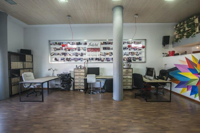 Buscamos gente para compartir estudio en Madrid 3