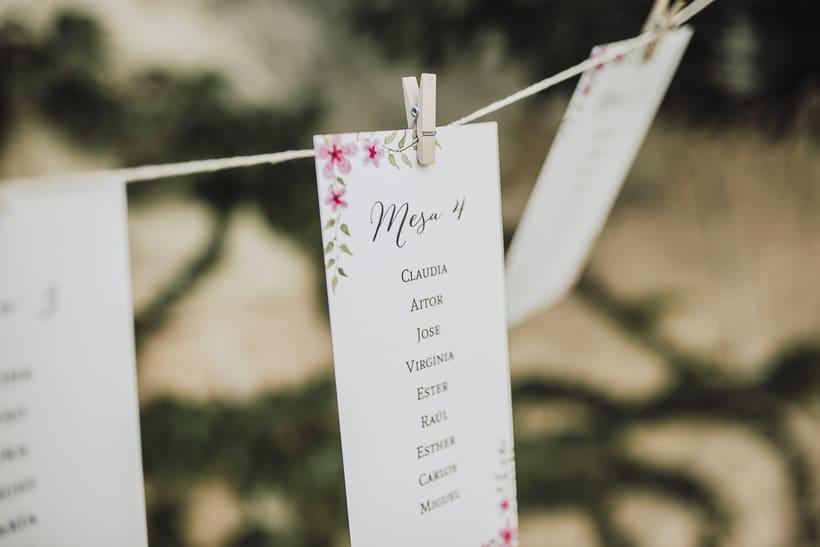 Invitación de boda M+J 1