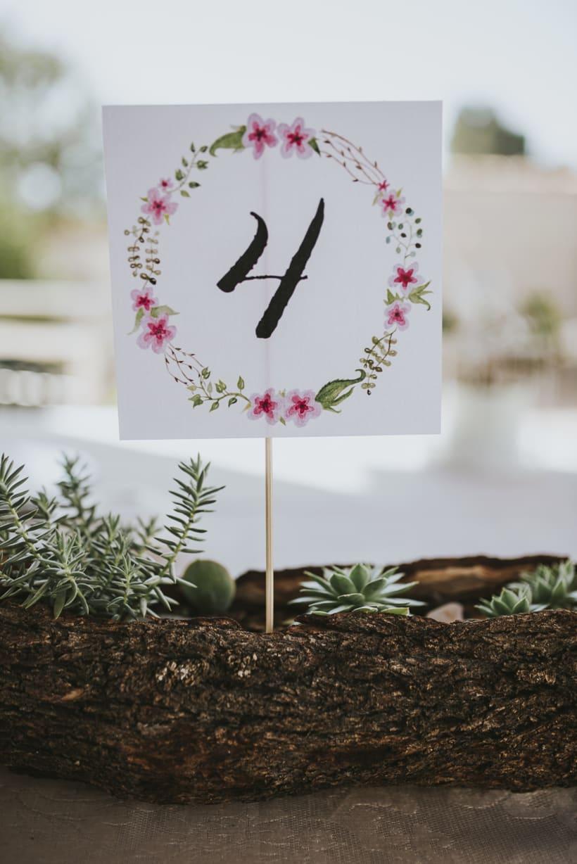 Invitación de boda M+J 2